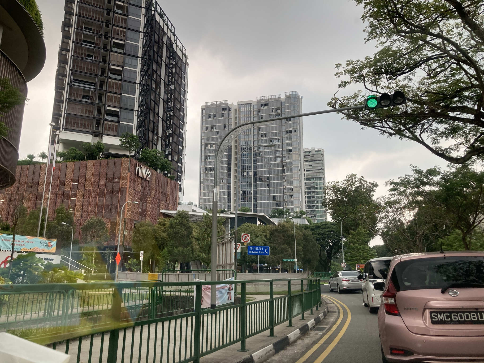 Midwood Condo Hong Leong Holdings at Hillview Rise near to Hillview MRT Station